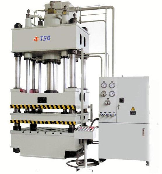 4. hydraulic press