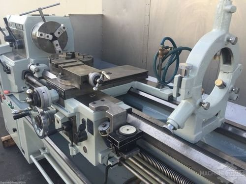 Used engine lathe