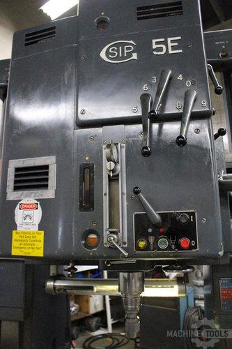 Sip jig bore vertical boring mill 1202  9819 3