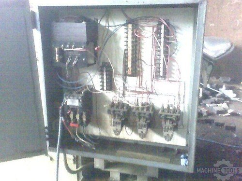 Hpm 50 electr panel