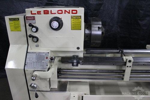 Leblond 19.5x 105 engine lathe 10e221  9793  2