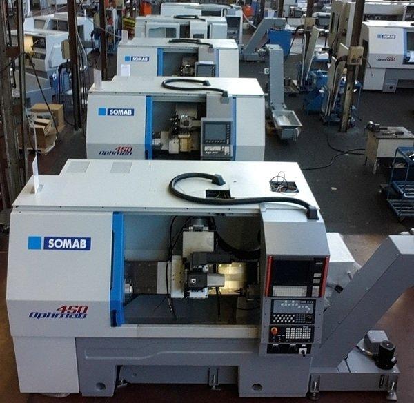Machines au montage 1