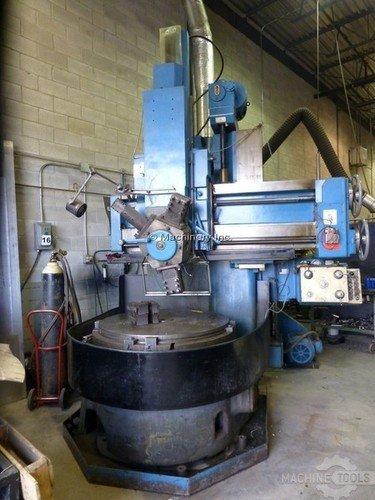 48 w b vertical boring mill  1