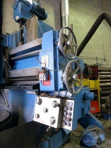 48 w b vertical boring mill  6