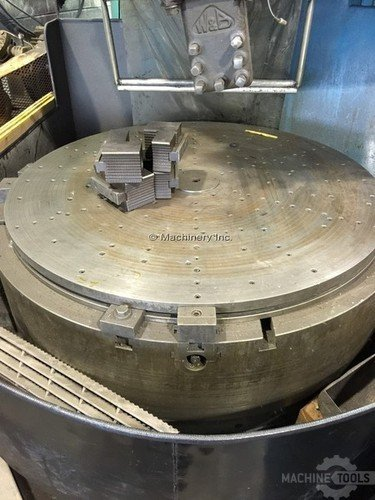 48 w b vertical boring mill  10