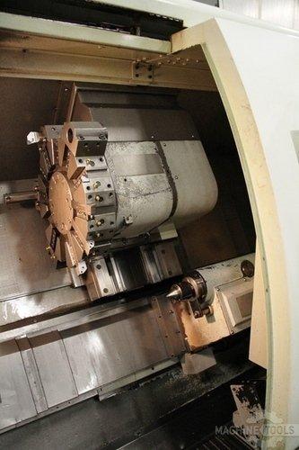 Doosan s390l turret tailstock
