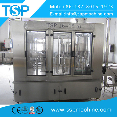 Bottle filling machine 16 12 6