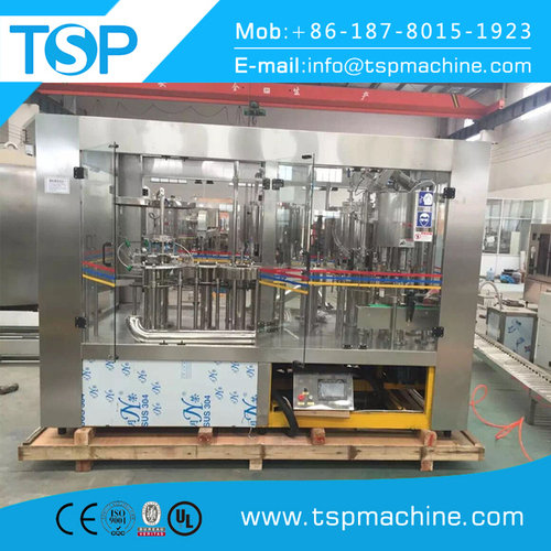3 in 1 pet bottle filling machine