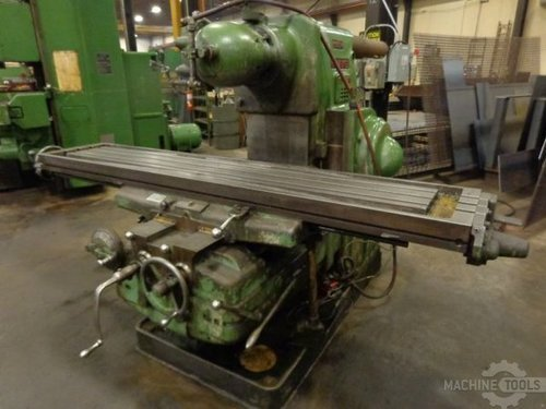 Milwaukee 5h horizontal mill