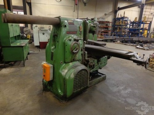 Milwaukee 5h horizontal mill 2