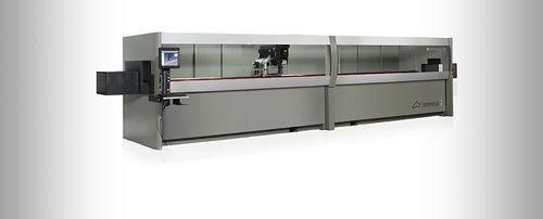 Cnc machining center   4 axis   universal phantomatic x6 by emmegi