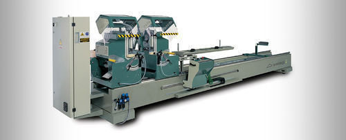 Double head miter saw doppia magic by emmegi
