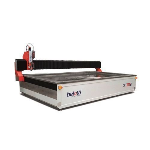 Cpt waterjet cutter by belotti