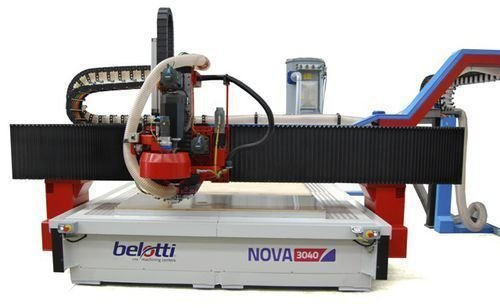 Cnc vertical machining center nova series by belotti