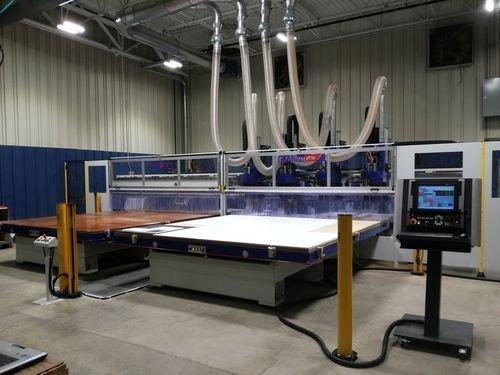 Cnc machining center 3 axis gemini series by belotti
