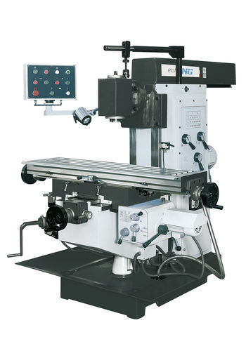 Fu 130 3 axis universal milling machine by echoeng