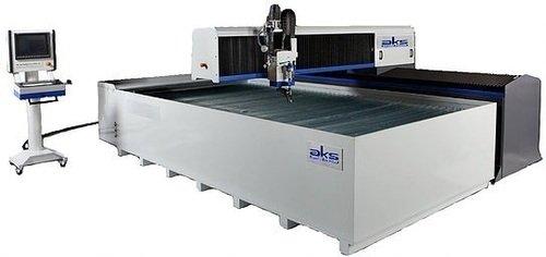 AKS WATER-KUT X3 Waterjet Cutters - MachineTools.com