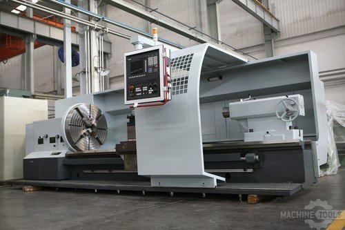 D f 1 250mm and 1 400mm x 10 000mm 49   55 x 33  cnc horizontal lathe. models ckf61125a 10000 and ckf61140a 10000 3