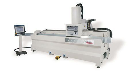 Cumbia cnc machining center 3 axis by abcd machinery