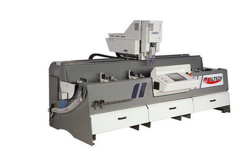 Samba az cnc machining center 3 axis by altech