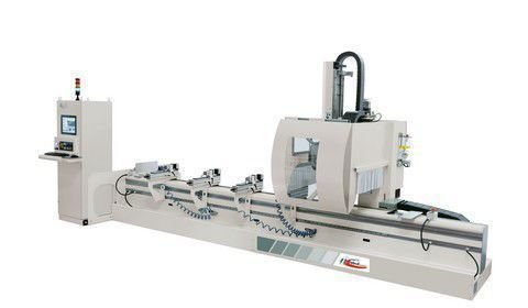 Rueda 2 cnc machining center 4 axis by altech
