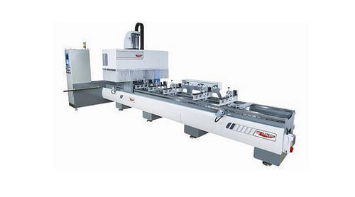 Bolero 2 cnc machining center 4 axis for pvc by altech