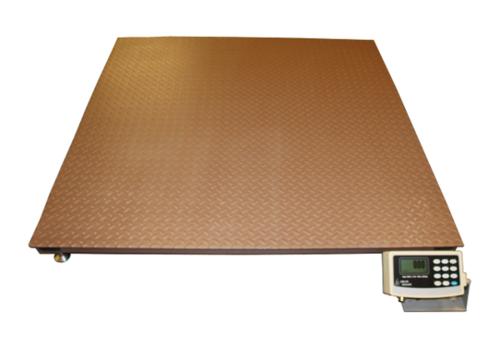 Large floor scale v6 indicator transparent1