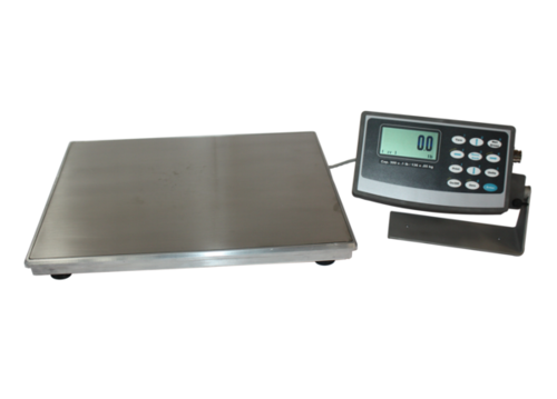 Explostion proof scale bench scale fm indicator transparent