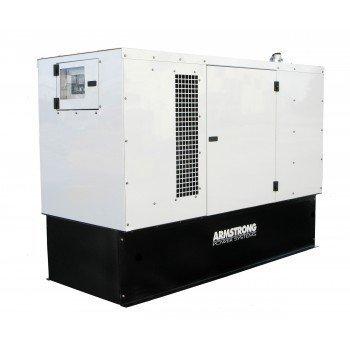 Kubota generator set a50kbs silent