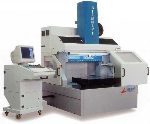 Meta 3 cnc machining center 3 axis vertical by biemmepi