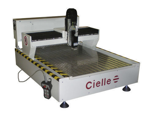 Alfa 61x61 laser engraving machine 3d by cielle