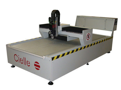 Alfa 61x125 laser engraving machine 3d by cielle