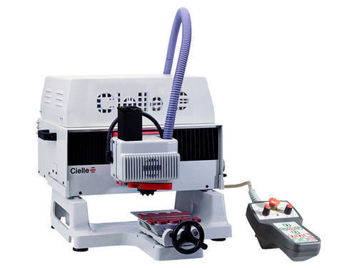 Alfa 30 10 laser engraving machine 3d by cielle