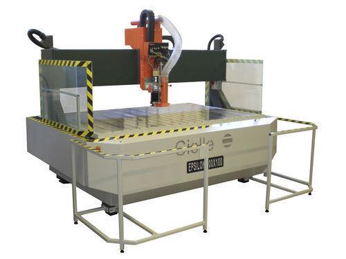 Epsilon 200 100 engraving cutting table by cielle