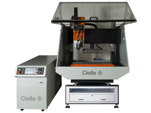 Beta 65 45 cnc machining center 3 axis by cielle