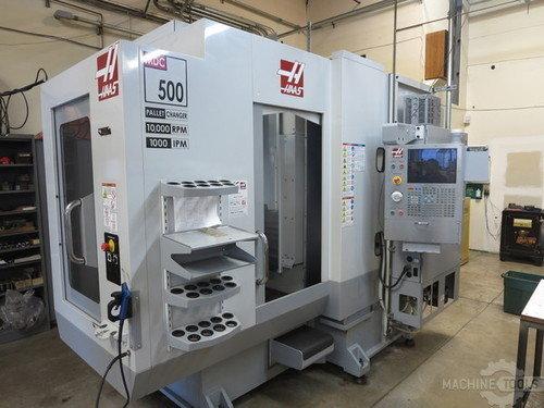 Haas mdc500  6