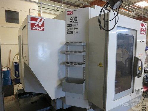 Haas mdc500  8
