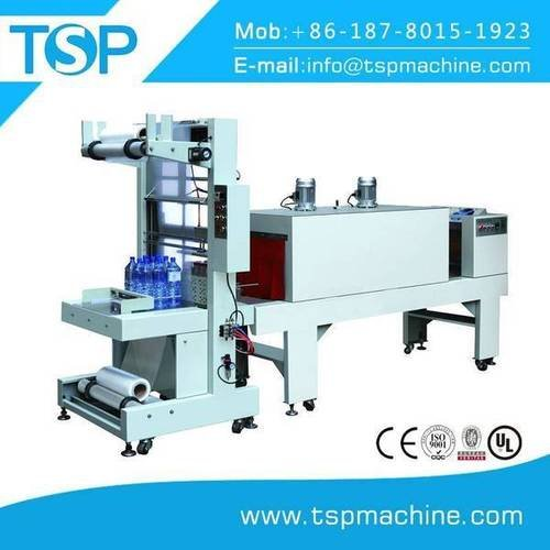 Semi automatic shrink wrapping machine  1