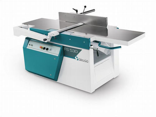 Fs 530 planer thicknesser surface planer for wood by griggio