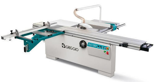 Automatic saw   sliding table by griggio