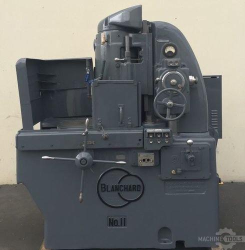 Blanchard no. 11 used machine