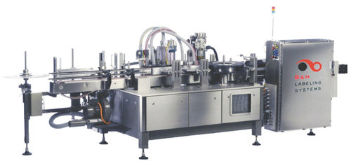 Bh8000 labeler