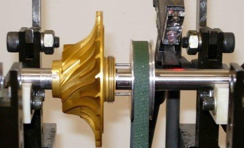 Horizontal balancing machine hb 30