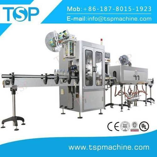 Sleeve labeling machine stb 150