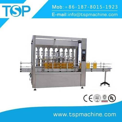 Oil filling machine linear