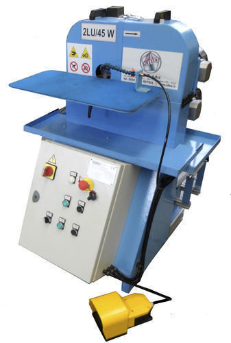 2lu45w orbital grinding machine for curved tube by sibo engineering