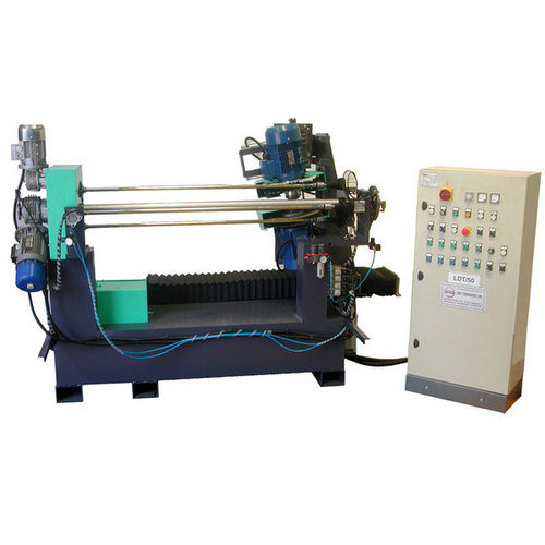 Ldt 1000 polishing machine by sibo engineering