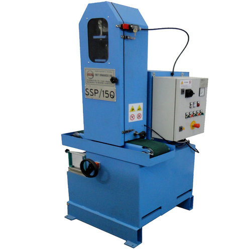 Ssp 150 grinding satin machine by sibo engineering