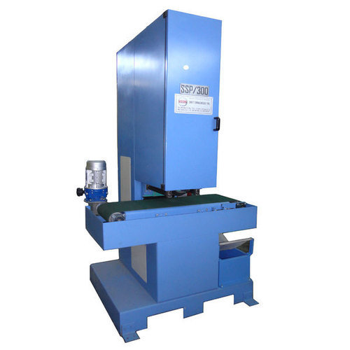 Ssp 300 double grinding satin machine by sibo engineering