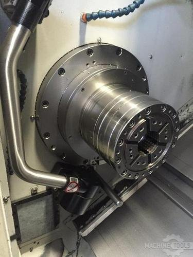 Main spindle 2